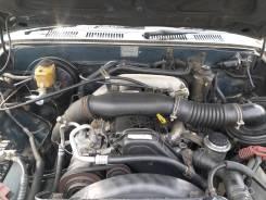 Двигатель в сборе(119км), Toyota Hilux Surf2,1KZ-TE, KZN130