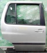Дверь боковая Toyota Raum EXZ1# задняя правая