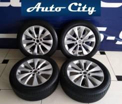 Литые диски borbet с шинами Bridgestone 235 50 R18