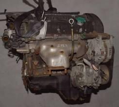 Двигатель Mitsubishi 6G72 4ВД катушечный на Mitsubishi GTO Z15A Z16A