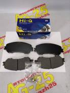 Колодки тормозные дисковые Hi-Q SP1715 [PF-2804]