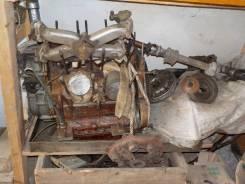 Двигатель, КПП, оптика и много мелочей на Запорожец ЗАЗ