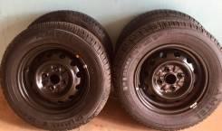 Комплект летних колёс R13 Amtel