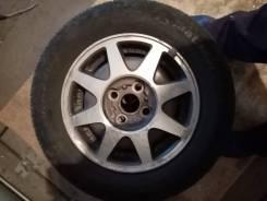 Продам комплект колёса на литье 175 70 13 4 на 100