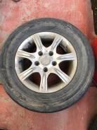 Продам 4 японских колёса с резиной Dunlop(лето)R14