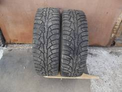 WolfTyres Nord. зимние, под шипы, 2017 год, б/у, износ 50%
