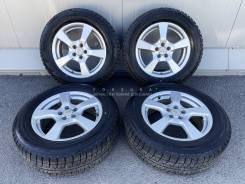 Колеса Grass CF R16 6.5 +49 5x100 + Bridgestone 215/60