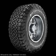 BFGoodrich All-Terrain T/A KO2, LT 235/70 R16