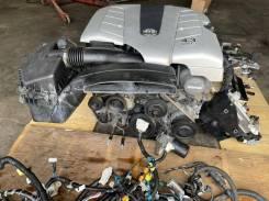 Двигатель и АКПП Toyota Lexus 3UZFE 4.3L