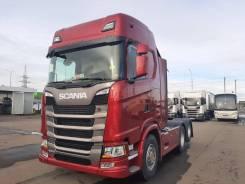 Scania. S500 6x2, 13 000куб. см., 16 000кг., 6x2