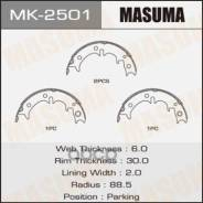 Колодка Стояночного Тормоза Ii Masuma арт. MK-2501 MK2501