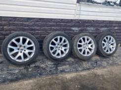 Комплект колёс VW Touareg 275/45R19 7L6601025AM Bridgestone Dueler H/P