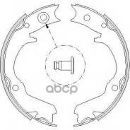 Колодки Барабанные Ручника! Subaru Impreza 1.6/1.8 92/Legacy 1.8 89-94 Remsa арт. 4734.00 4734.00_ 473400