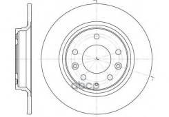 Диск Тормозной Mazda 6 02- Задн. Remsa арт. 688100
