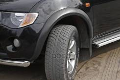 Расширители Колесных Арок (Комплект)-4шт. Для Mitsubishi L200 2007—2010, 2010—2013 (Рестайлинг), 201 Русская артель арт. RML000102 RML000102