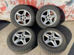 Колеса 215/70R16 Bridgestone Blizzak DM-V1