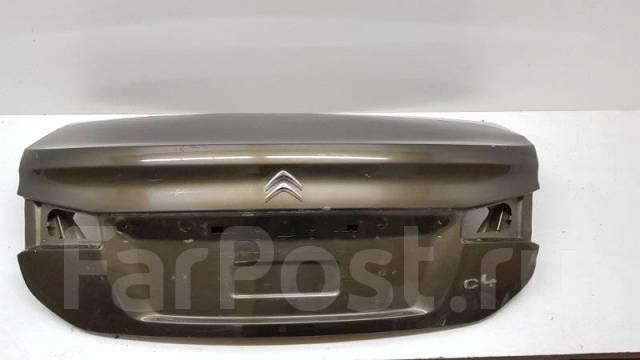 Крышка багажника Citroen С4 2, задняя 9802560580
