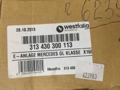 Блок управления прицепным устройством Mercedes GL 2014 [313430300113]