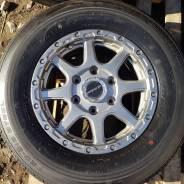 Комплект шикарных летних колес 195/80R15L 107/105 LT
