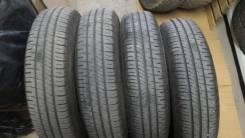 Продам комплект колес на штамповке 100*4 с летней резиной 145/80R13
