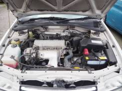 Двигатель 3S пробег 84155km.