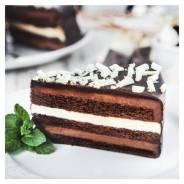 Торт Три шоколада, 12 порций, замороженный, Prestige (Престиж), 1,56кг