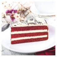 Торт Красный Бархат, 12 порций, замороженный, Prestige (Престиж), 1,26кг