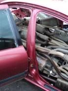 Средняя стойка кузова Nissan Almera 2001, правая
