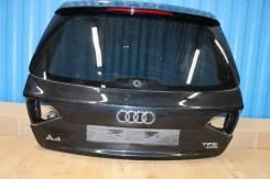 Дверь багажника со стеклом Audi A4 B8 2007-2015 [8K9827023]