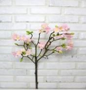 Яблоня ветка роз 70см