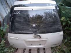 Крышка багажника для Toyota RAUM EXZ10 Тойота РАУМ Задний - 1997 - 2003 (контрактная запчасть)