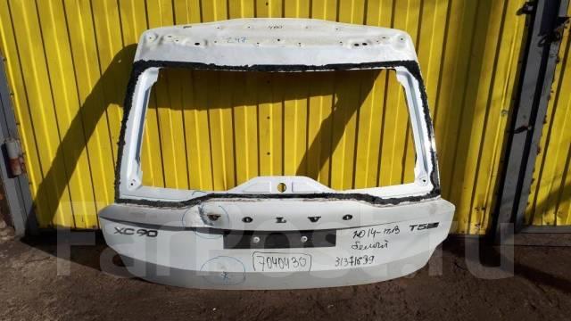 Крышка багажника для Volvo XC90 2 Вольво Волво ХС90 Задний 31371639 2014 - (контрактная запчасть) 31371639
