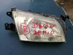 Фара передняя правая Мазда Демио DW5W (model-2)