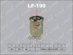 Фильтр Топливный Lynxauto LYNXauto арт. LF190 Lf-190 LF190