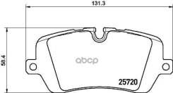 Колодки Тормозные Зад Range Rover Sport 12- Brembo арт. P 44 021 P44021