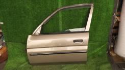 Дверь передняя левая в сборе! Mazda Demio DW3W