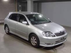 Передняя часть кузова лонжерон Toyota Corolla