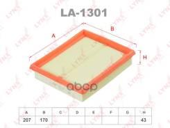 Фильтр Воздушный LYNXauto арт. LA1301