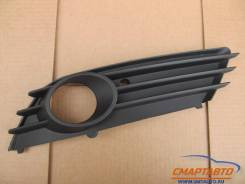 Решетка в бампер правая для Opel Astra H 2004 (арт.52161028488)