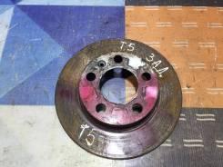 Диск тормозной Skoda Roomster 2008, задний 1J0615601P