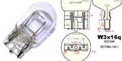 Лампа б/цок. 12V-21W, 1-конт. шт