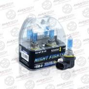 Лампа Avantech HB4 12V 55W (110W) 5000K, комплект 2 шт. компл
