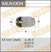 Гайка колесная M 12x1.25(R) под ключ 21 MASUMA [MLS004]