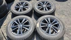 16808 колеса красавцы от NV 16x6.5 ET38 5x114.3 dia 73