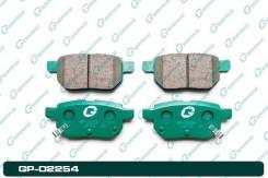 Колодки G-brake [GP02254] GP02254