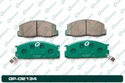 Колодки тормозные, комплект G-brake [GP02134] GP02134