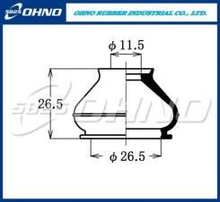 Пыльник рулевого наконечника (шаровой опоры) 5-825 [DC2103]