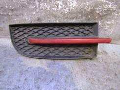 Решетка в бампер левая Chevrolet Aveo (T200) 2003-2008 [96648785] в Вологде