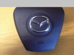 Крышка подушка безопасности (в рулевое колесо) Mazda Mazda 6 (GH) 2007-2012