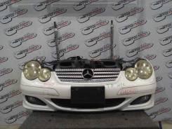 Nose cut Mercedes C-Class